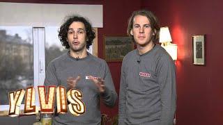 Ylvis - Tid for hobby: Rosemaling