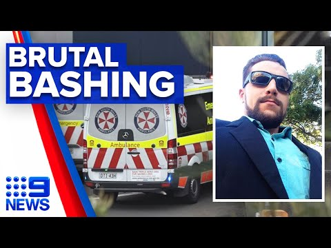 Son accused of bashing mother at workplace | 9 News Australia thumbnail