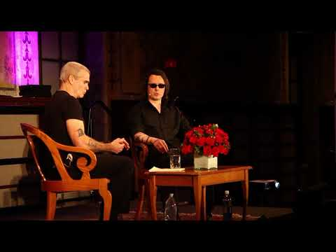 Damien Echols and Henry Rollins: Life After Death   11-12-2012   LIVE from the NYPL