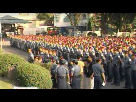 Punto por Punto: PMAers sa PNP?: MANILA - Punto por Punto host Anthony Taberna talks about a proposal to accept graduates of the Philippine Military Academy in the Philippine National Police.