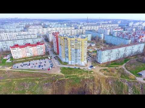 Волгоград. Тракторозаводской район, Спартановка 13 апреля 2017 года.