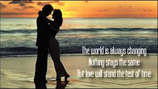 Kool & The Gang   CHERISH   Lyrics Video   YouTub