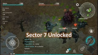 Sector 7 unlocked - Last Day on Earth