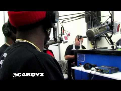 G4 Boyz Talk Beef With Alley Boy
