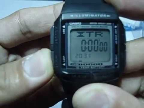 55f94e96c4a CASIO DB 36 1AV - YouTube