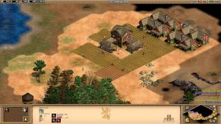 Age of Empires 2 HD Edition - El Cid - Brother Against Brother Walkthrough