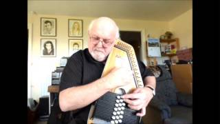 Autoharp: Gathering Flowers From The Hillside (Including lyrics and chords)