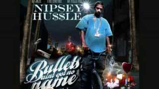 Nipsey Hussle - The Feeling Keeps On Coming.