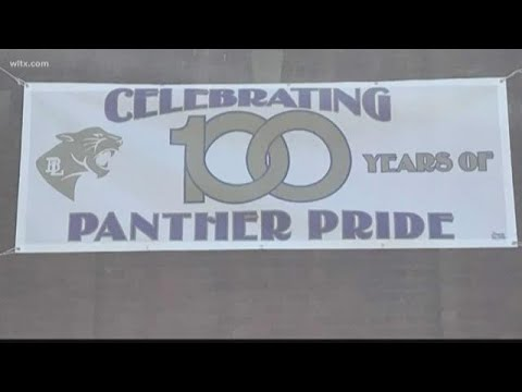 Celebrating 100 years of Batesburg-Leesville high school