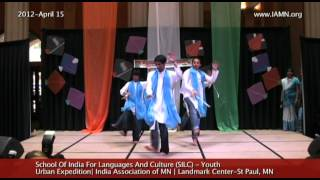 School of India Language and Culture-Dance [India Association of MN]