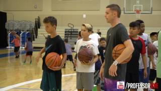 The Professor's 2nd Annual Basketball Camp in Los Angeles, CA