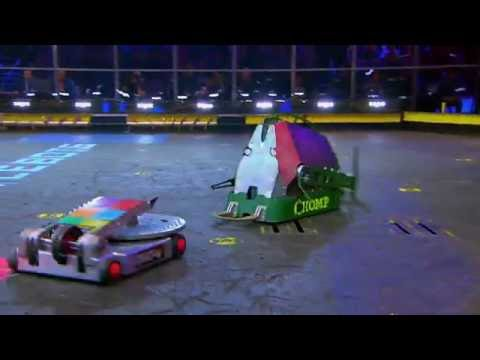 Chomp vs. Disk O' Inferno - FULL BATTLE - BattleBots