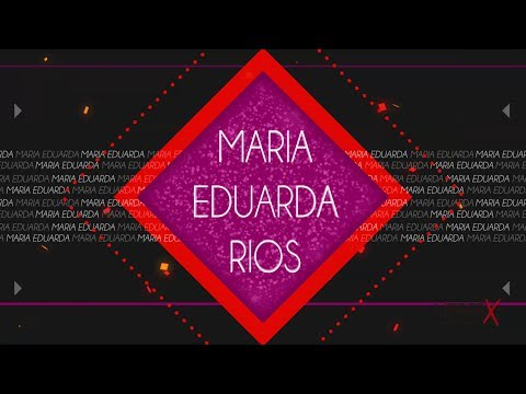 MARIA EDUARDA RIOS - FASHION