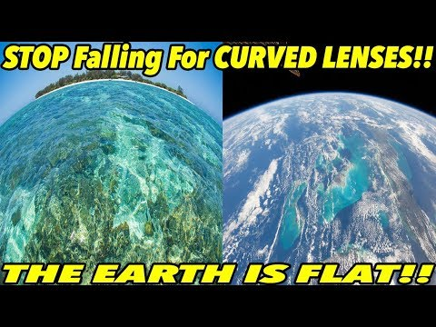 STOP Falling For CURVED LENSES!! (PROOF The Earth is FLAT!!) | Fe Proof 3 pt2 thumbnail