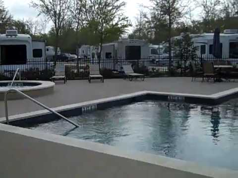 ADVANCED RV RESORT  Houston Texas