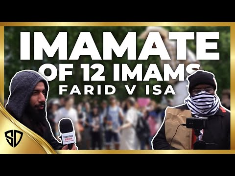 Imamate of 12 Imams Debate - Farid v Isa