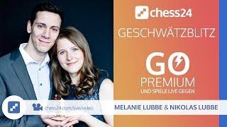 Geschwätzblitz mit Melanie und Nikolas Lubbe – 23.09.2018