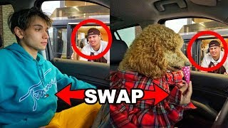 Dog Swap DRIVE THRU Challenge!