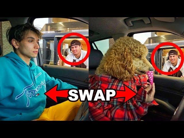 Dog Swap DRIVE THRU Challenge!