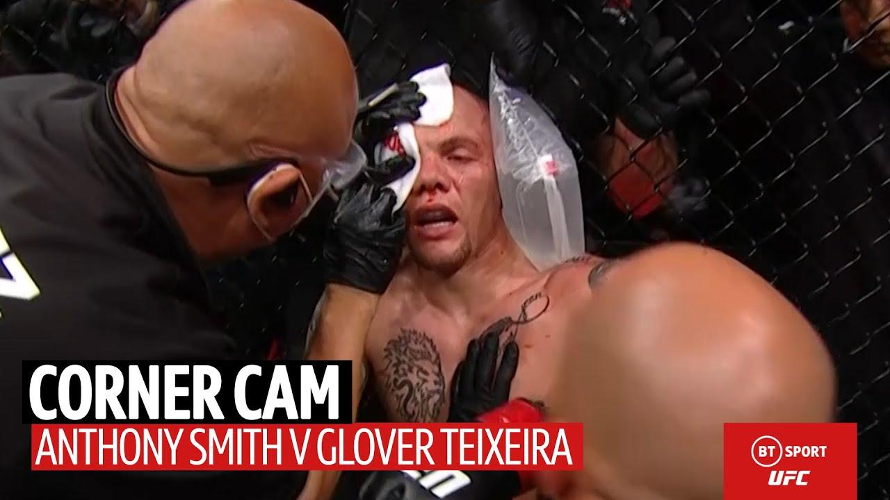 UFC Fight Night results, highlights: Anthony Smith dominates Ryan ...