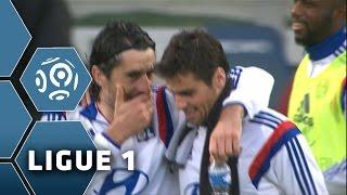 Olympique Lyonnais - LOSC Lille (3-0)  - Résumé - (OL - LOSC) / 2014-15