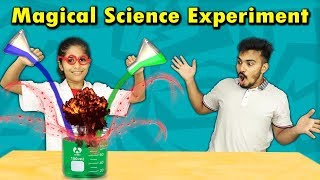 Pari's Fun Magical Science Experiments Part 2 | Simple Science Experiments For Kids