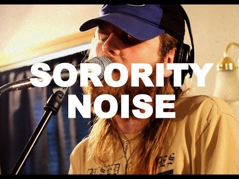 """Sorority Noise (Session #3) - """"Leave The Fan On"""" / """"No Halo"""" / """"A Better..."""" Live at Little Elephant"""