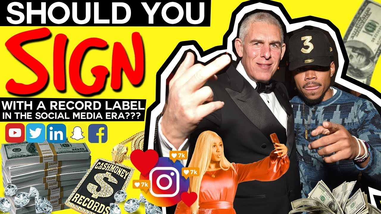 Should YOU Sign with a RECORD LABEL in the SOCIAL MEDIA Era???