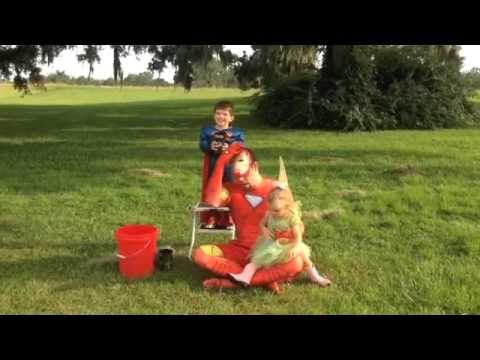 Tom Crabtree Ice Bucket Challenge