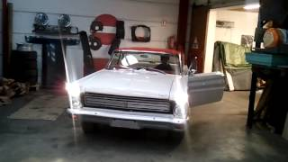 1965 mercury comet cyclone first start up