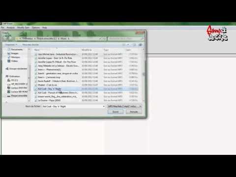 TUTO - Comment augmenter les décibels (volume) d'une musique sans grésillement