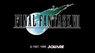 Let's Play Final Fantasy VII #Intro [DEUTSCH]