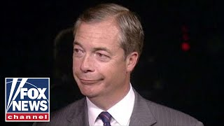 Farage on what Trump should say to May about Brexit