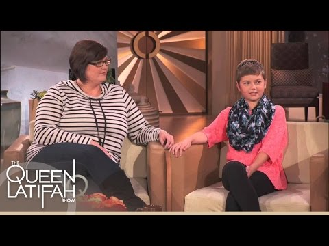 Stand With Jetta - The Bullying Stops Now! | The Queen Latifah Show
