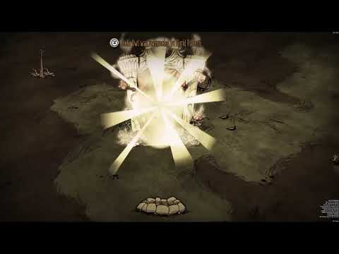 Don't Starve Together First play attempt with Colleagues
