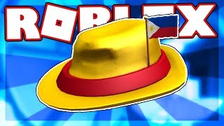 [FREE ITEM] How to get the INTERNATIONAL FEDORA - PHILIPPINES | Roblox