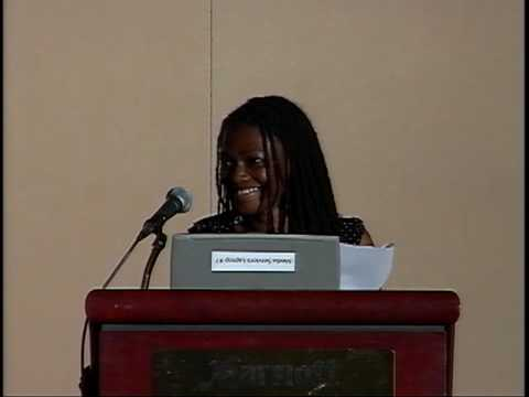 SONIA BARRETT- Lecture at Conspiracy Con 2009-Behind your eyes