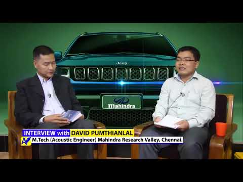 Angels Vision  Interview with David Pumthianlal