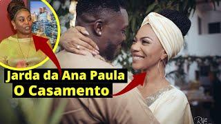 Casamento de Yola Araujo e Bass e a Jarda da Ana Paula dos Santos