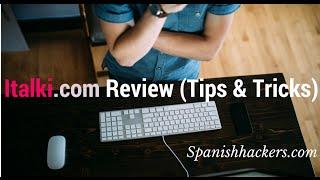 Italki Review (Tips & Tricks)