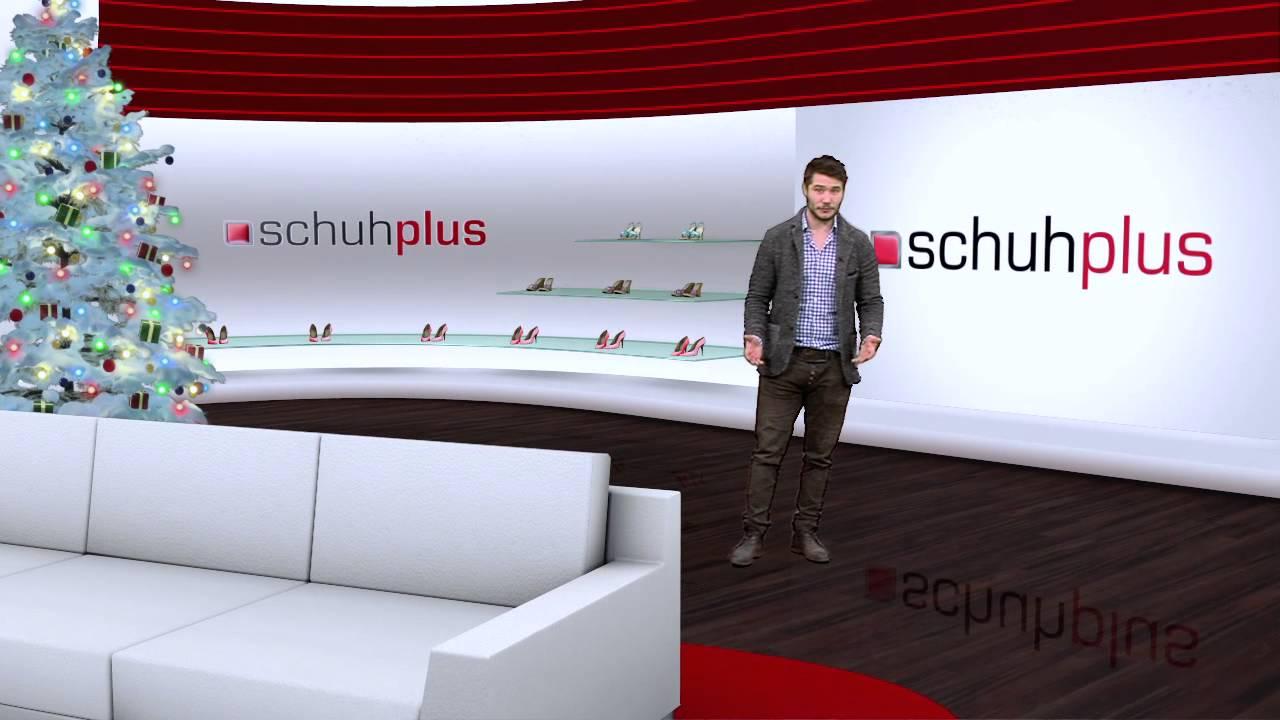 schuhplus - Schuhe in Übergrößen - Weihnachten - YouTube