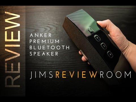 Anker Budget Friendly PREMIUM Bluetooth Speaker A3143 - REVIEW