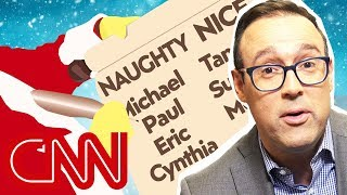 The 8 things in politics that made our naughty or nice list   With Chris Cillizza