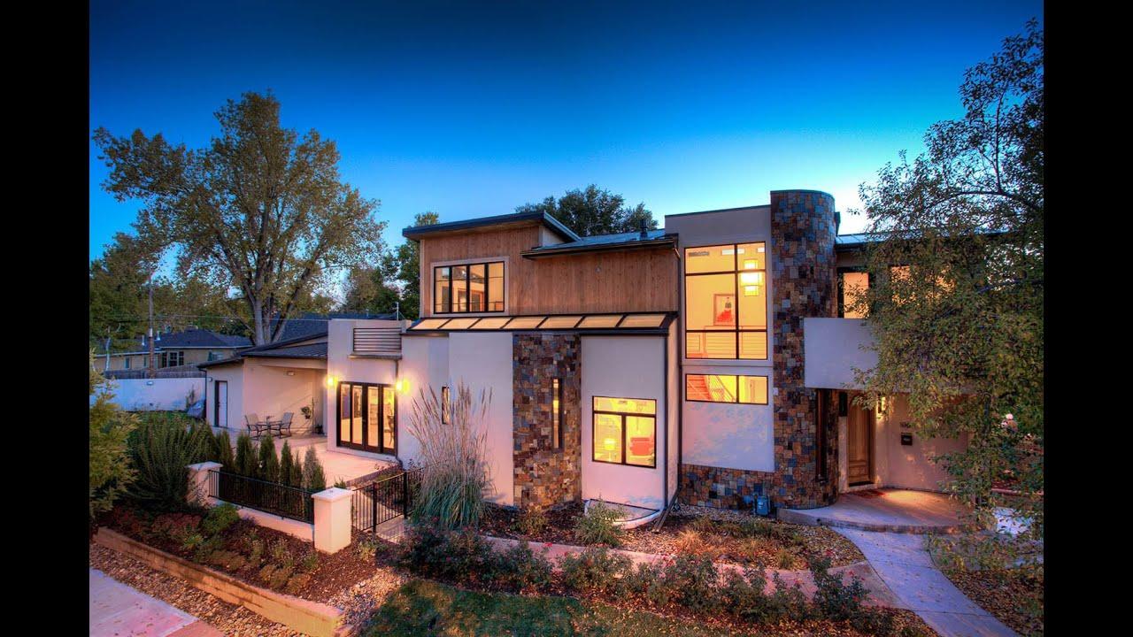Bonnie Brae Blvd Denver Colorado Luxury Home For Sale - Colorado luxury homes