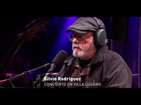 Silvio Rodríguez en Villa Lugano, Argentina (30-05-15)