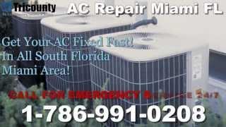 Video HVAC Repair Service Miami, FL - 1-786-991-0208 - Air Conditioner Repair Miami Florida download MP3, 3GP, MP4, WEBM, AVI, FLV Agustus 2018