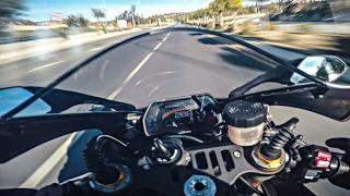Yamaha R1 2016 Crossplane Sound and Acceleration
