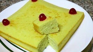 ആർക്കും എളുപ്പത്തിൽ ഓവനില്ലാതെ വാനില കേക്ക് ഉണ്ടാക്കാം | Vanilla Sponge Cake | Rec# 164