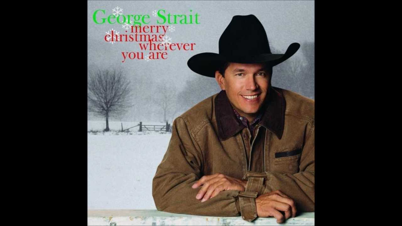 George Strait - Christmas Cookies - YouTube