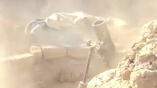 Yemeni forces fired 3Katyusha ,2 Zelzal-1 missiles &artillery shells on mercenaries in Aljawf